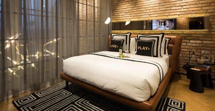SOHO view bedroom